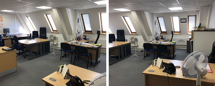 Serviced office in Ipswich available