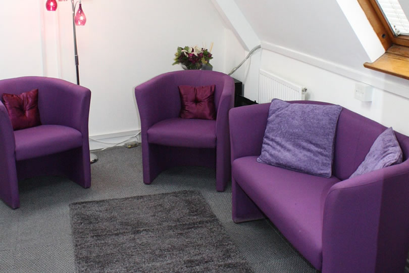 New Counselling Rooms at the Hub, Ipswich