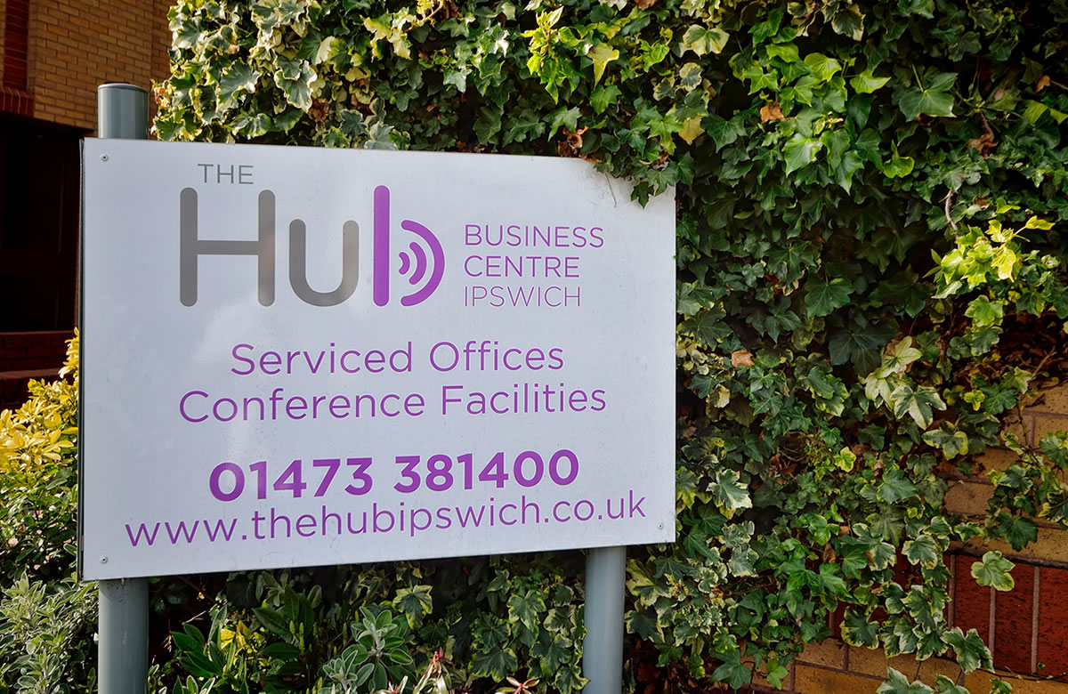 Registered or virtual office in Ipswich