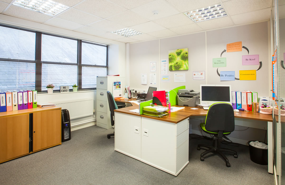Serviced offices in Ipswich